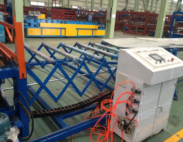 Belt Cutter of Sandwich Panel Production Line