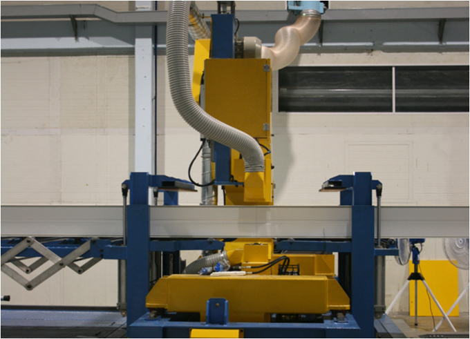 Belt Cutter Machine